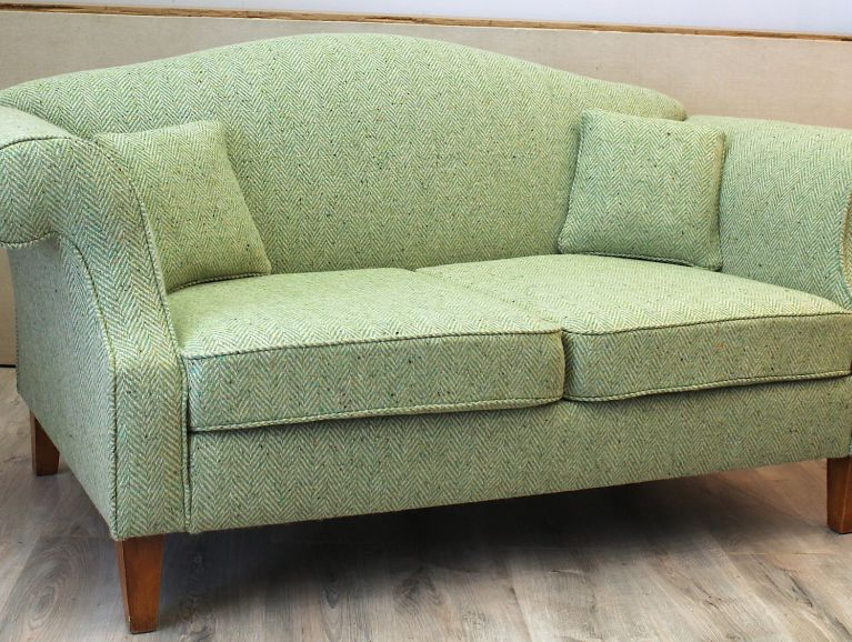 Complete réfection of a Contemporary Sofa - Sequana Publisher Fabric